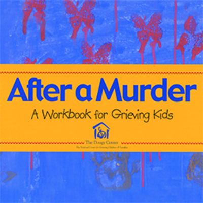 "Image of front page of ""After A Murder Workbook"""