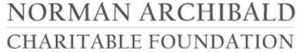 Norman Archibald Charitable Foundation Logo