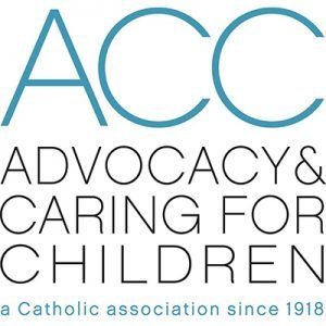 ACC (Advocacy & Caring for Children) - A Catholic Association since 1918 Logo